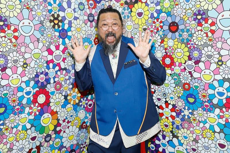 Takashi Murakami Fondation Louis Vuitton Exhibition 2018