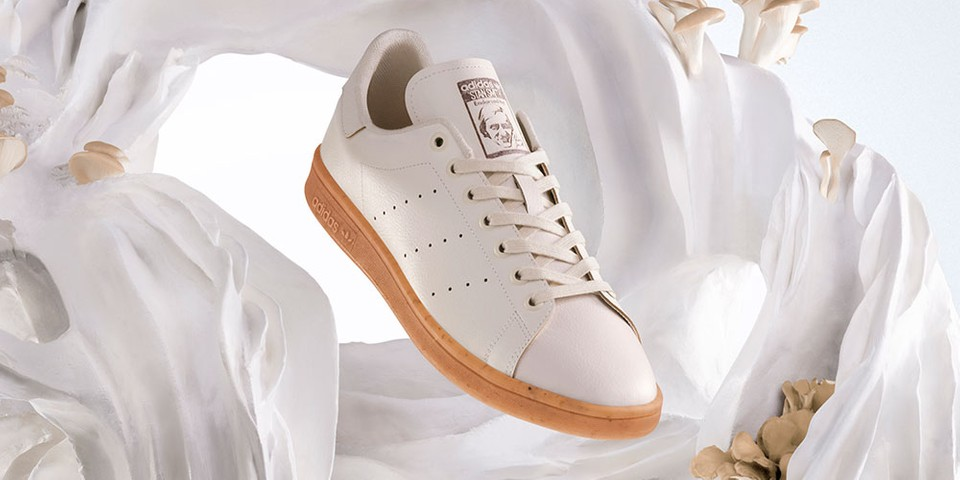 adidas' Latest Stan Smiths Are Made Out of Mushrooms