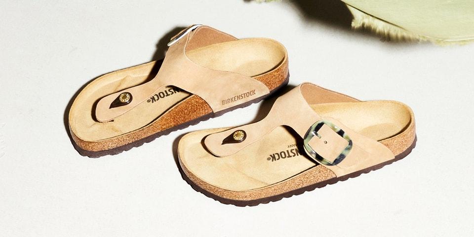 Birkenstock's New Sandals Have Big Buckle Energy