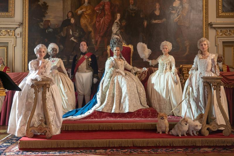 Bridgerton Netflix Queen Charlotte Season 1 Episode 1 Still