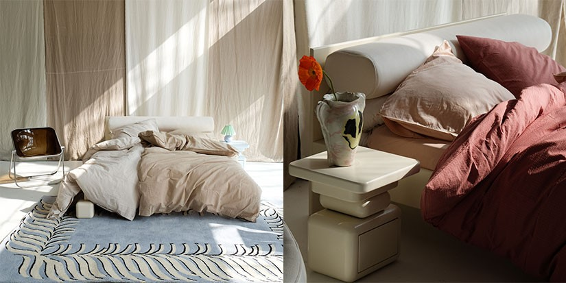 Revamp Your Space With Amsterdam-Based Label Crisp Sheets' New Home Collection
