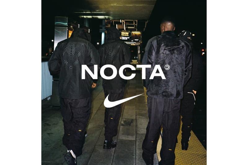 Drake Nike NOCTA Brand Campaign GORE-TEX Jacket