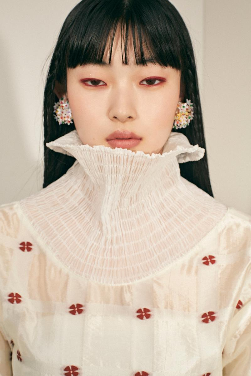 EAUSEENON Spring/Summer 2021 Collection Lookbook