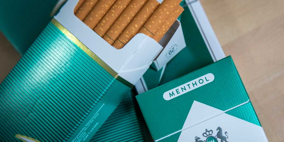 FDA To Propose Ban on Menthol Cigarettes