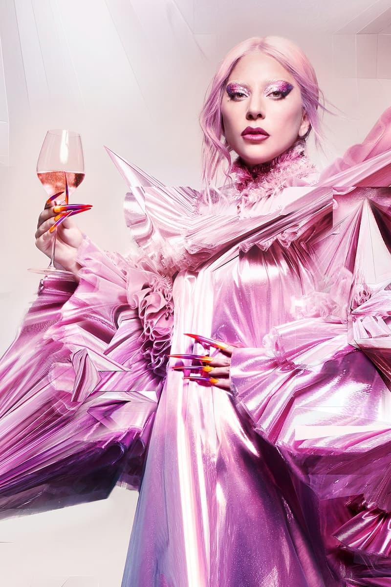 Lady Gaga Dom Pérignon Champagne Collaboration Nick Knight Video Nicola Formichetti