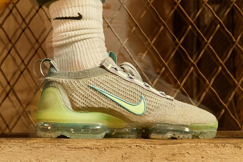 nike move to zero summer 2021 eco-friendly sustainable sneakers vapormax
