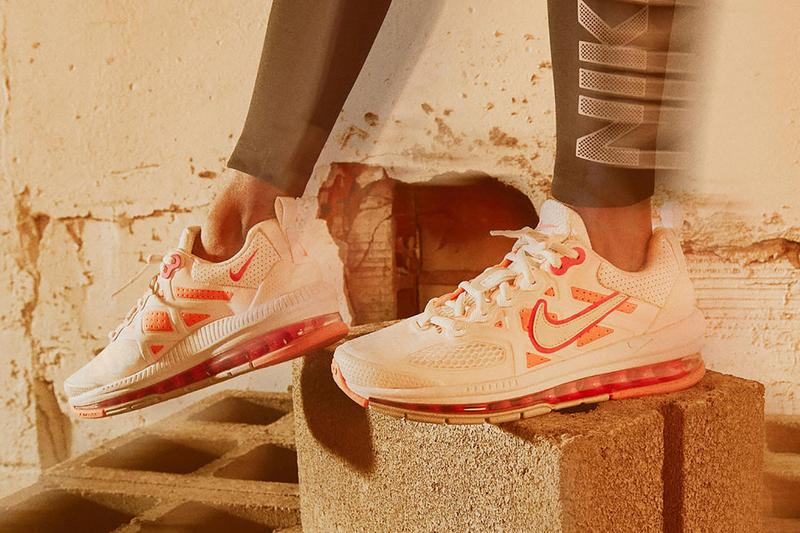 nike move to zero summer 2021 eco-friendly sustainable sneakers air max