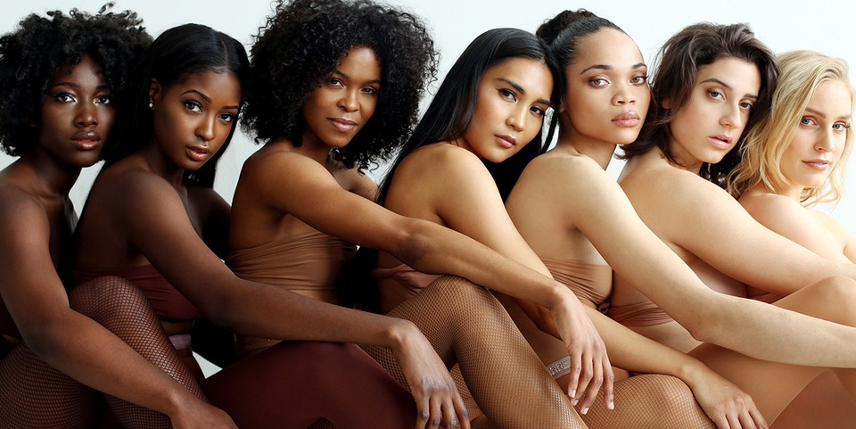 Nude Barre Offers Second-Skin Intimates in 12 Shades