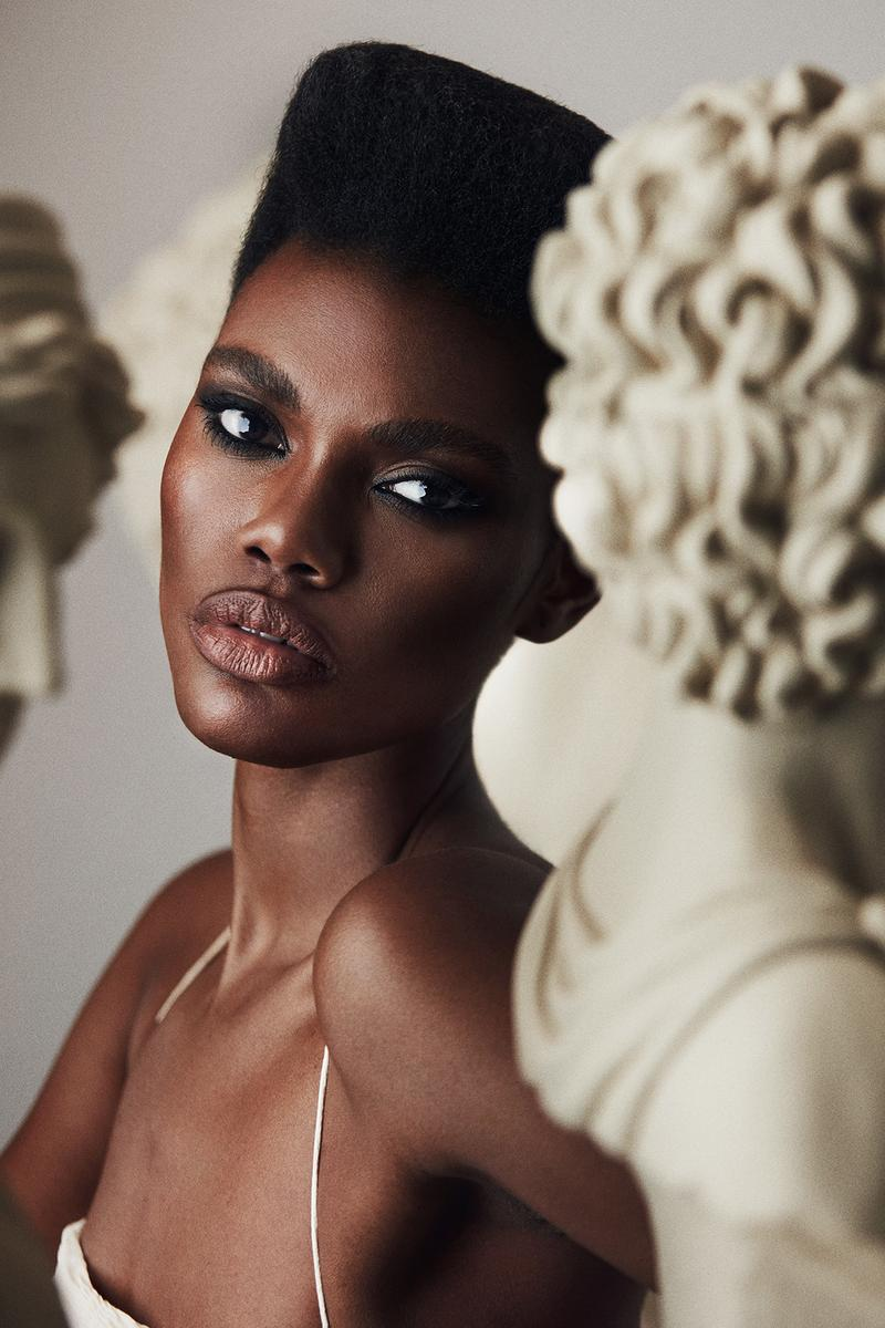 Patrick Ta Beauty Major Sculpt Collection Contour Makeup Campaign