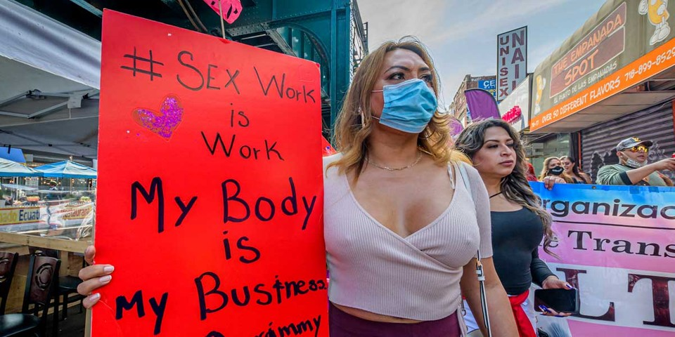 Manhattan Will Stop Prosecuting Sex Workers
