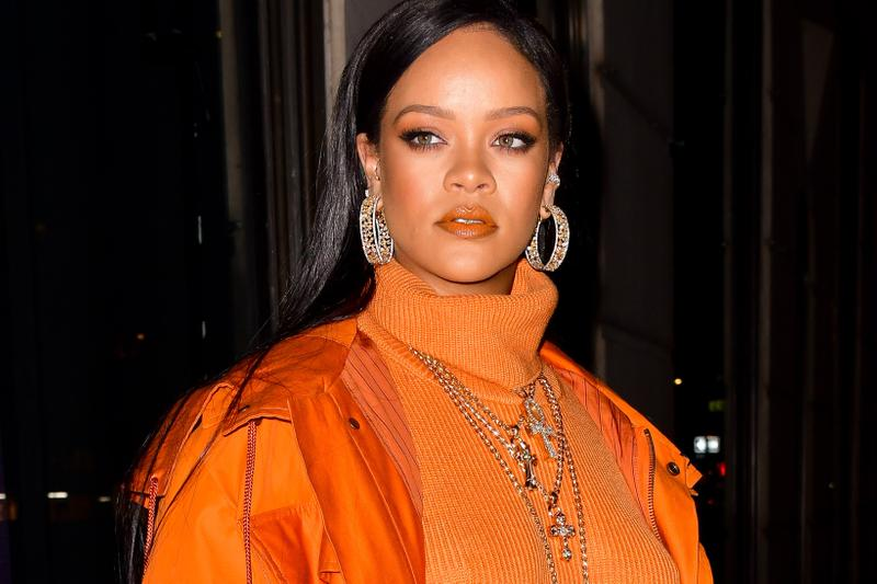 Rihanna New York City 2020