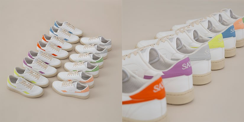 SAYE Updates the Vegan M89 Sneaker in 7 Spring-Inspired Colorways
