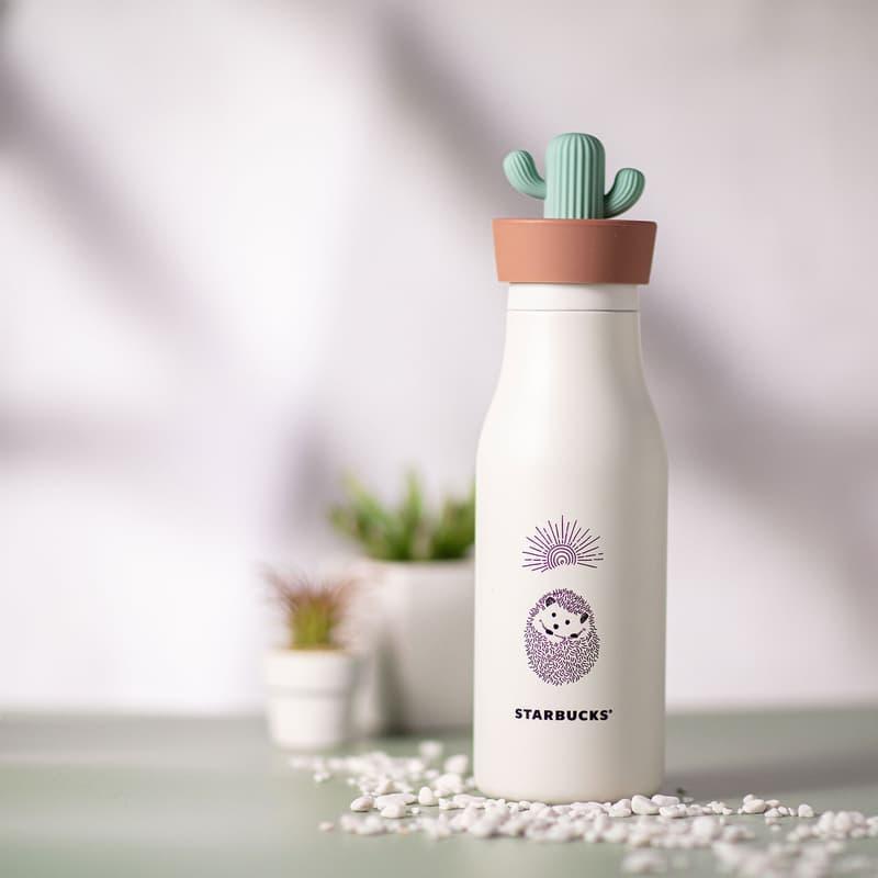 starbucks hedgehog coffee collection merch hong kong hk tumbler bottle