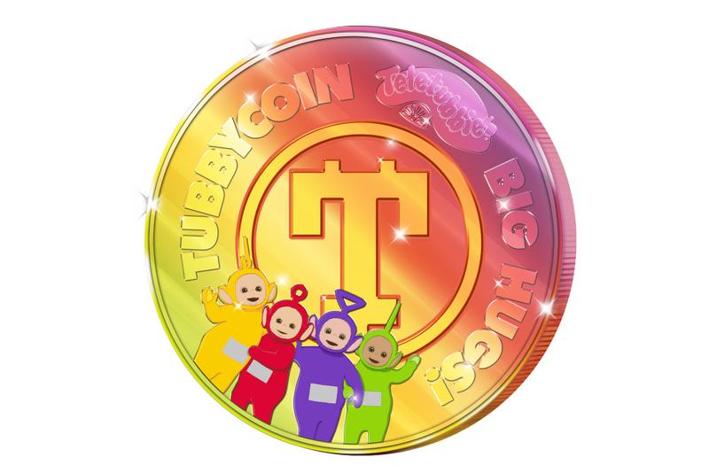 Teletubbies Launch TubbyCoin Cryptocurrency April Fools Joke Charity