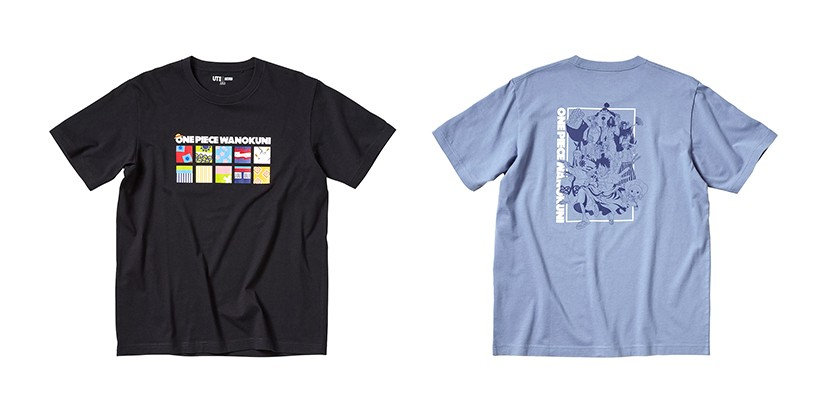 'One Piece' x UNIQLO UT Unveil Another Tee Collection For SS21