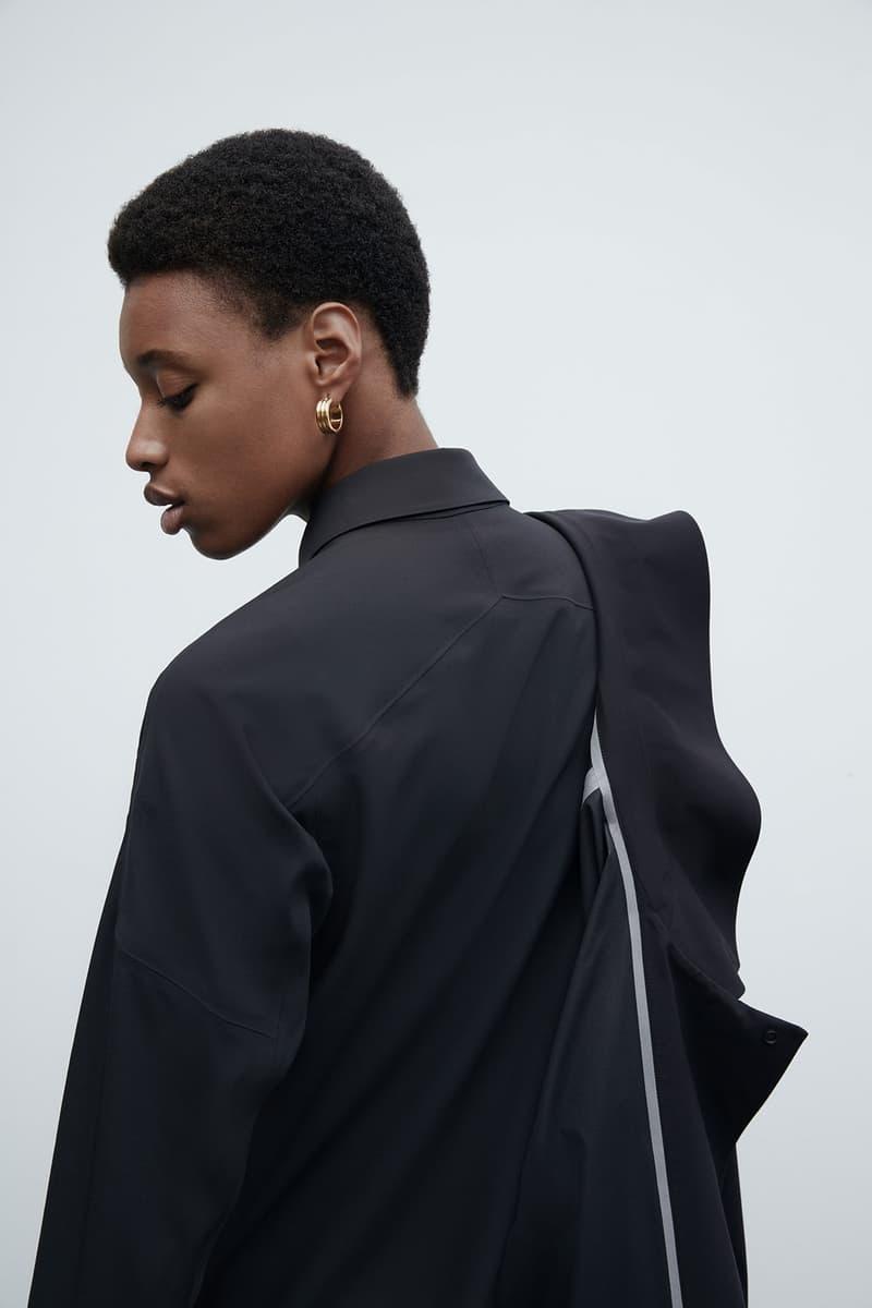 veilance arcteryx first womenswear collection taka kasuga outerwear accessories