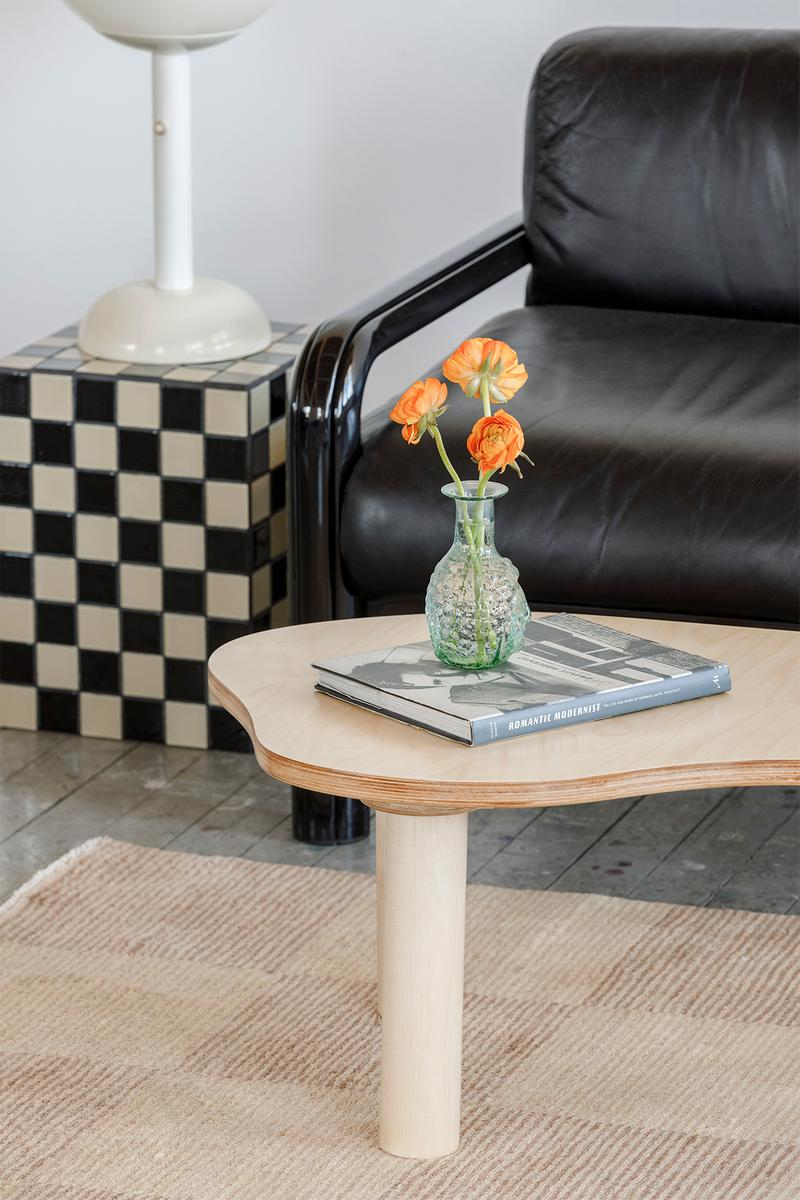 Wiggle Room All-Wood Table Birch Collection
