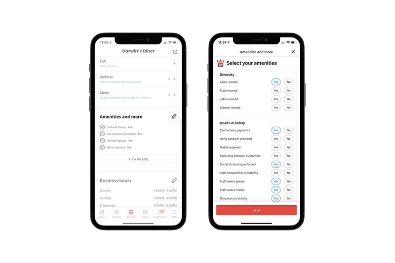 Yelp Asian-Owned Business Feature Tool Search