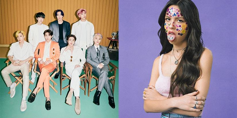 Best New Music of May: Olivia Rodrigo, BTS, Jorja Smith and More