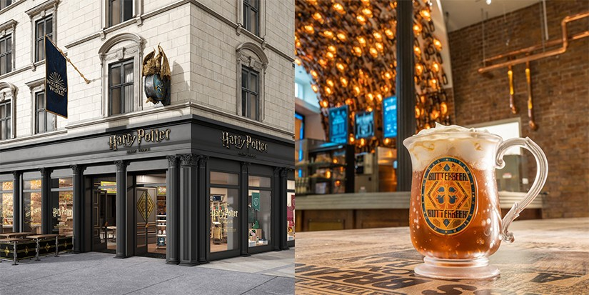 Calling All Potterheads – A 'Harry Potter' Butterbeer Bar Is Opening in NYC