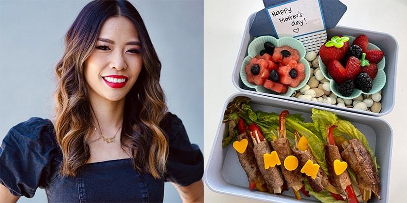 Meet Jessica Woo, the Mom Whose Cute Bento Box Ideas Went Viral on TikTok