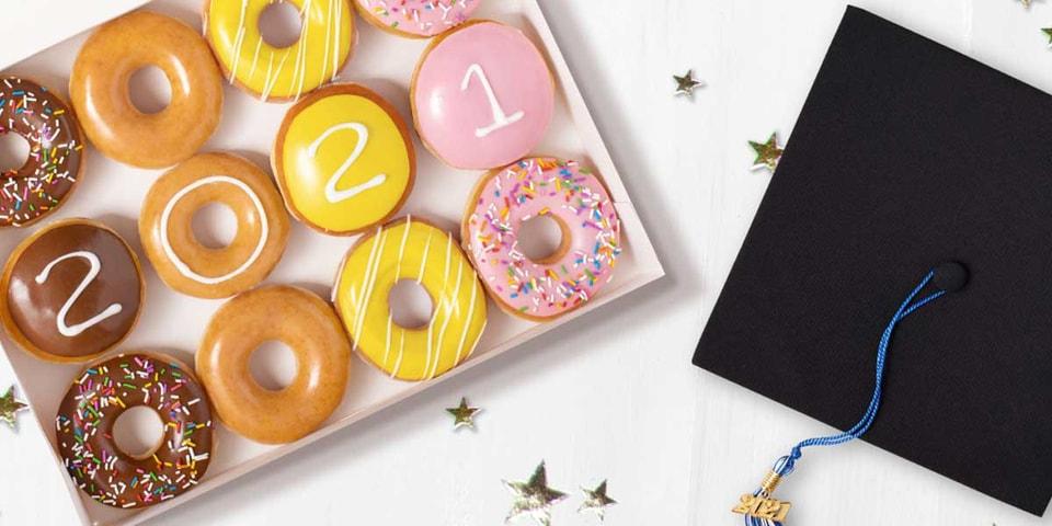 Krispy Kreme Brings Back Free Donuts for Graduates