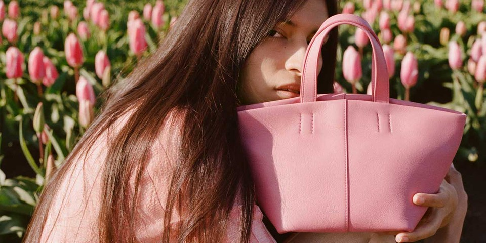 Mansur Gavriel's New Mini Bag Is Shaped Like a Tulip