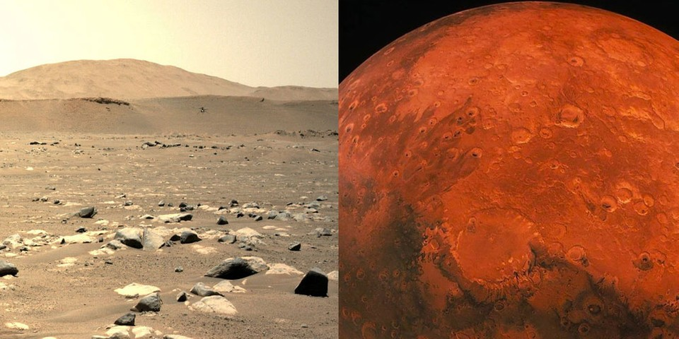 NASA Reveals First Audio Clip To Be Recorded on Mars