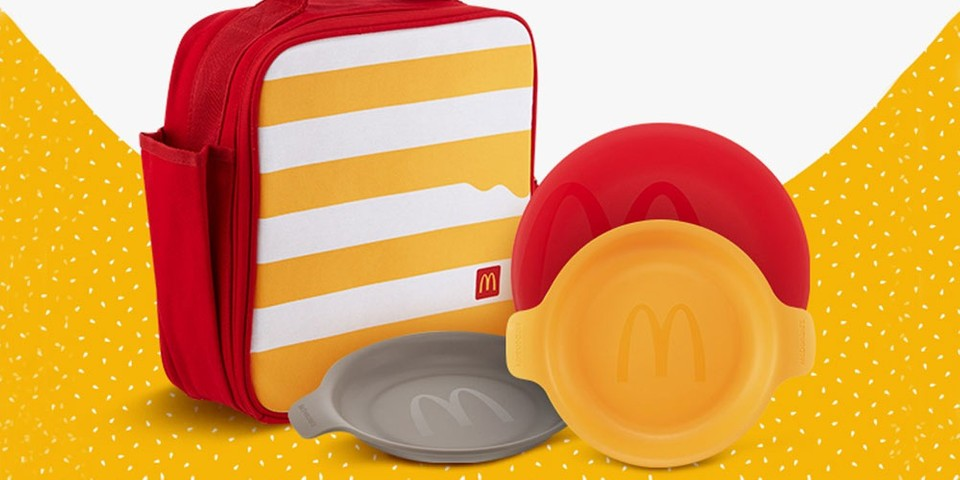 McDonald's Latest Merch Is for Your Spring Picnics