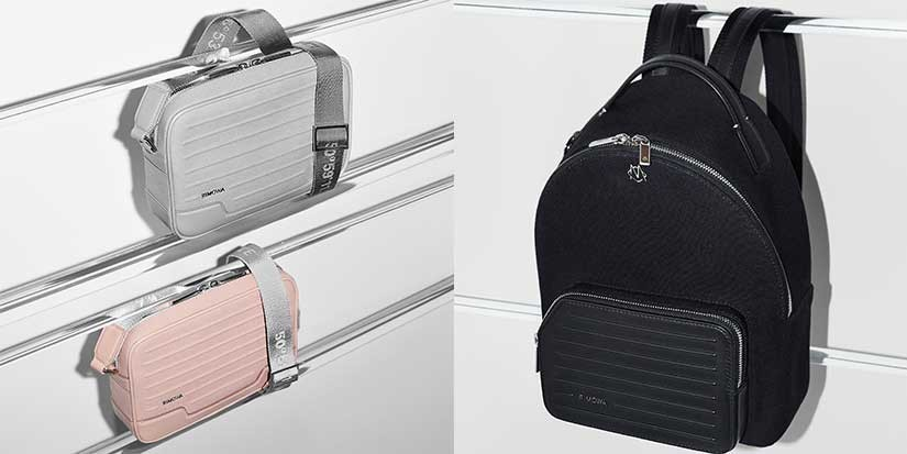 """RIMOWA Reimagines the Look and Feel of Travel With """"Never Still"""" Collection"""