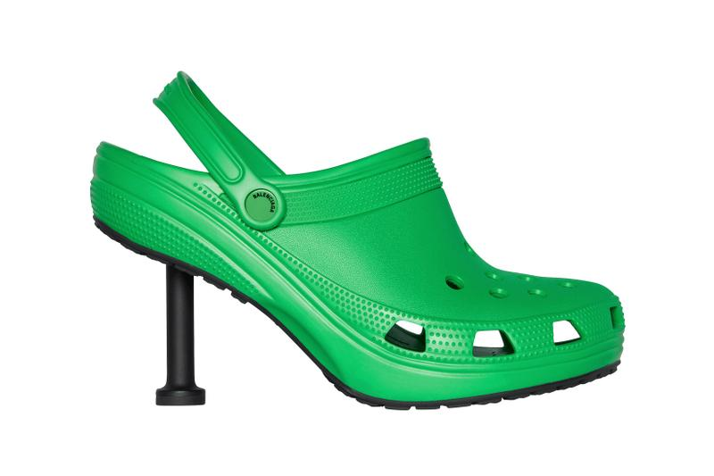 Balenciaga, <b> Did the Balenciaga x Crocs collab pass the Internet&#8217;s vibe check?  </b>