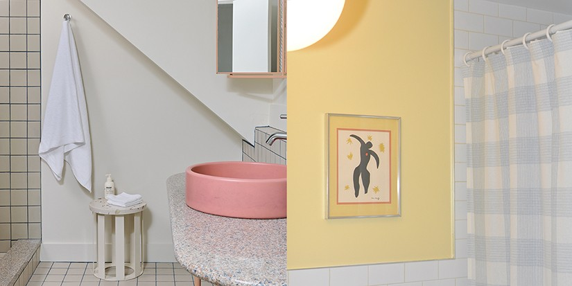 The Chicest Paint Color Ideas for a Bathroom Makeover