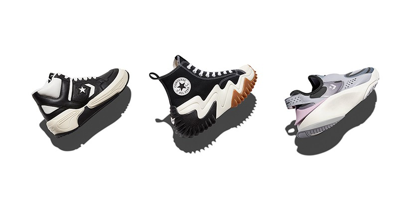 Converse Revamps Classic Silhouettes in Latest CX Collection