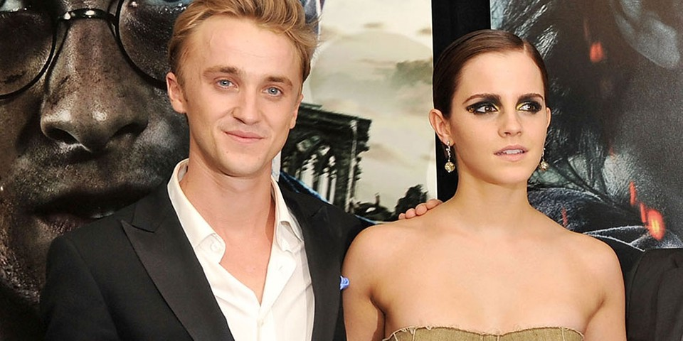 Emma Watson and Tom Felton Clear Up Dating Rumors