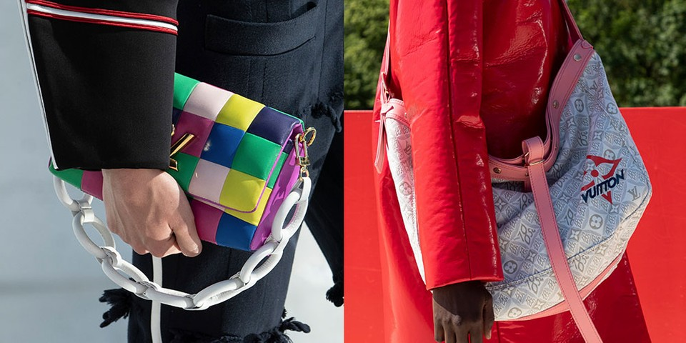 We're Dreaming of Getting Dressed in Louis Vuitton's Cruise 2022 Accessories