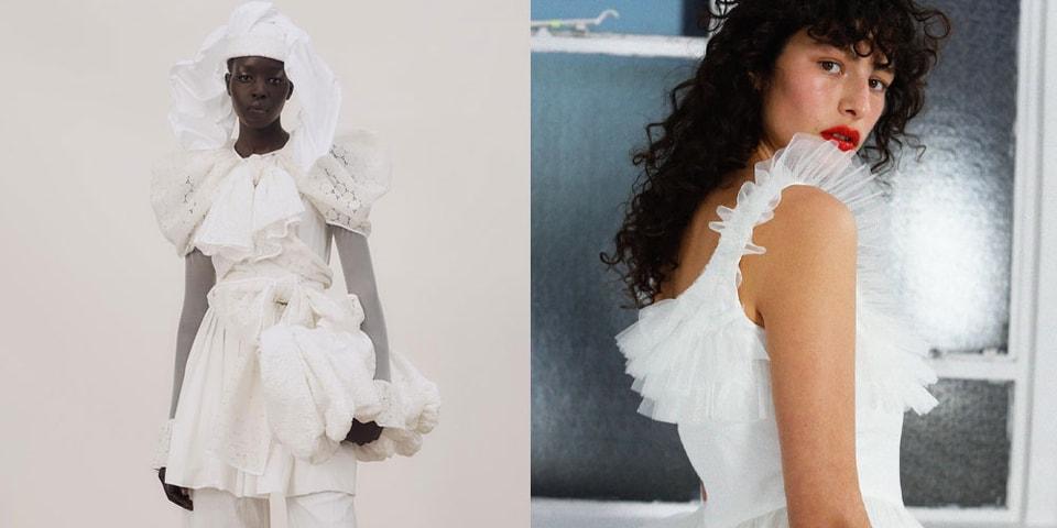 7 Brands Designing Fashion-Forward Bridal Wear