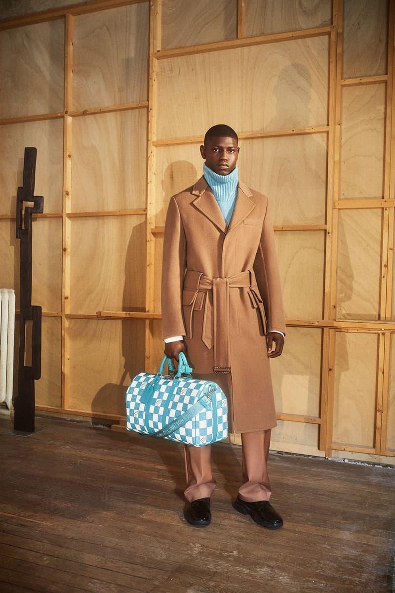 Louis Vuitton's New Menswear Capsule Collection 2021