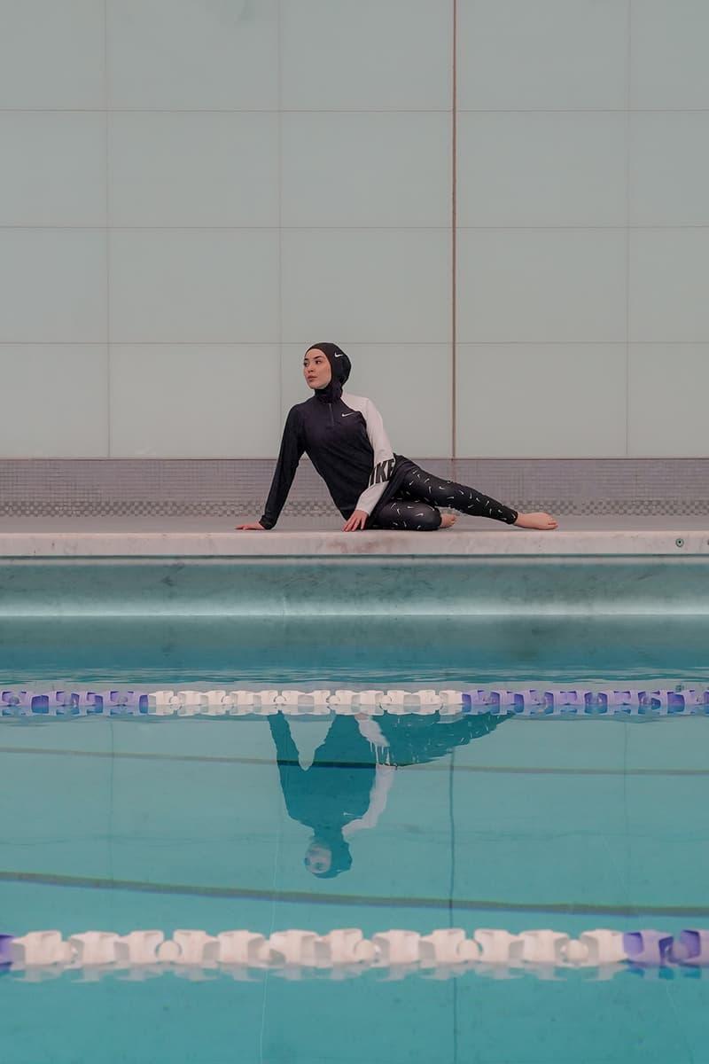 Nike x Muslim Sisterhood Modest Swimwear Collab   HYPEBAE