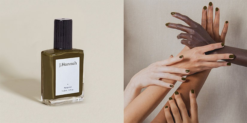 """J.Hannah Releases Nail Polish in the """"Ugliest Color in the World"""""""