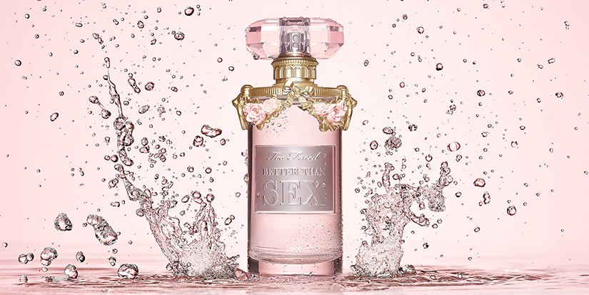 Channel Your Inner Seductress With Too Faced's Better Than Sex Perfume