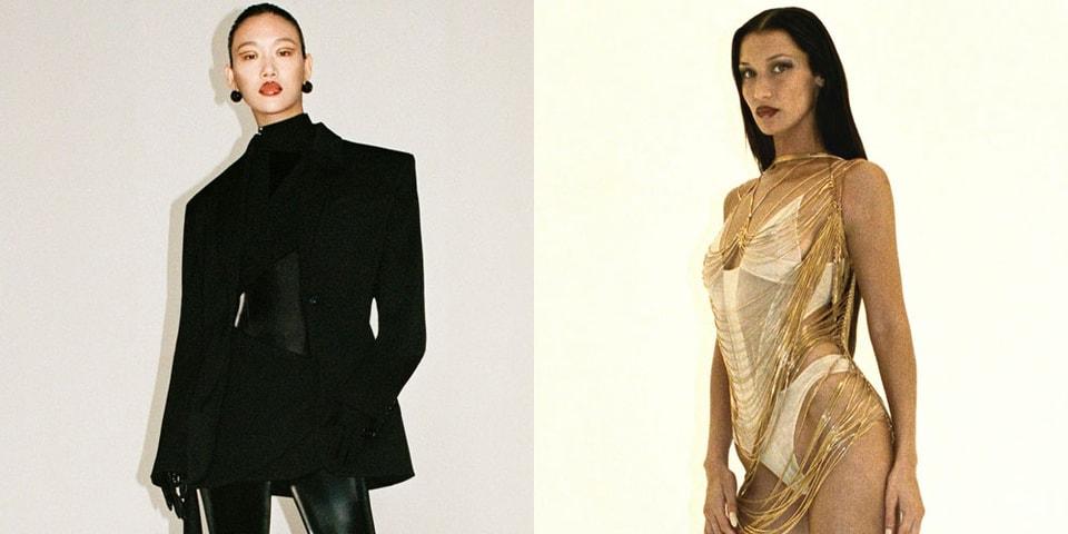 Mugler Showcases FW21 Collection in Dynamic Fashion Film