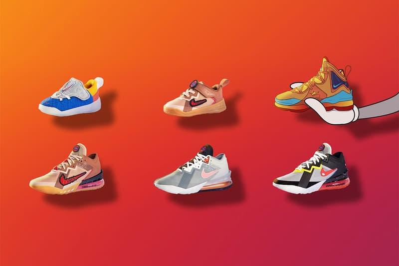 Nike dan Converse