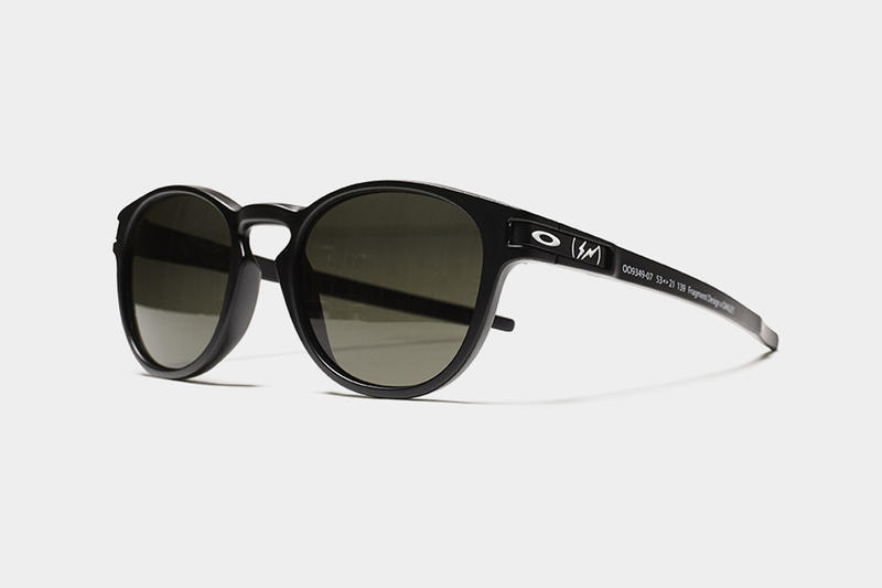 9b185212288 Oakley Latch × fragment design 限定サングラス