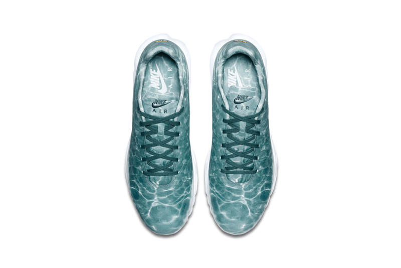 NikeLab  Air Max Plus Turbo Green Mineral Teal