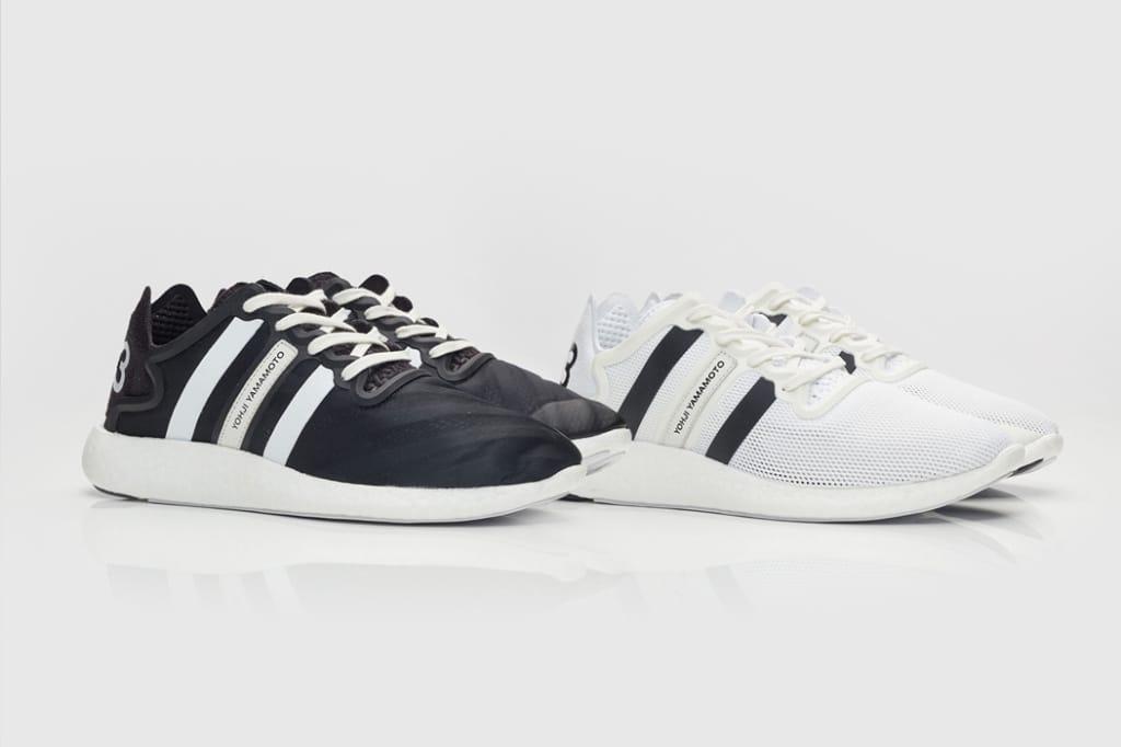 adidas Y-3 より Yohji Run BOOST がカムバック