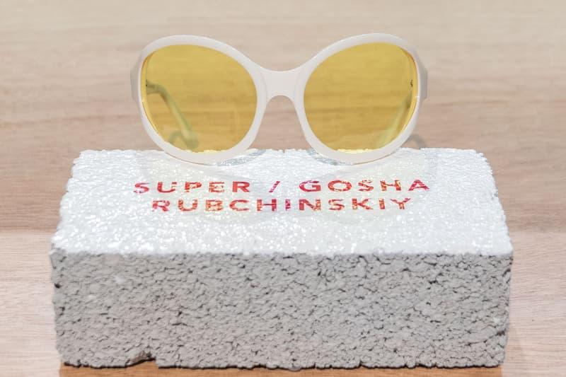 Gosha Rubchinskiy SUPER by RETROSUPERFUTURE ゴーシャ ラブチンスキー スーパー バイ レトロスーパーフューチャー
