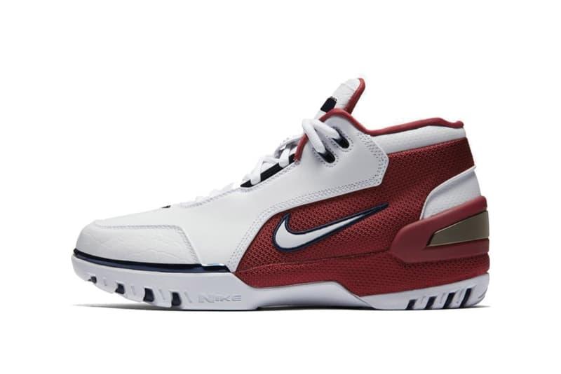 Nike Air Zoom Generation Retro のオフシャルイメージ