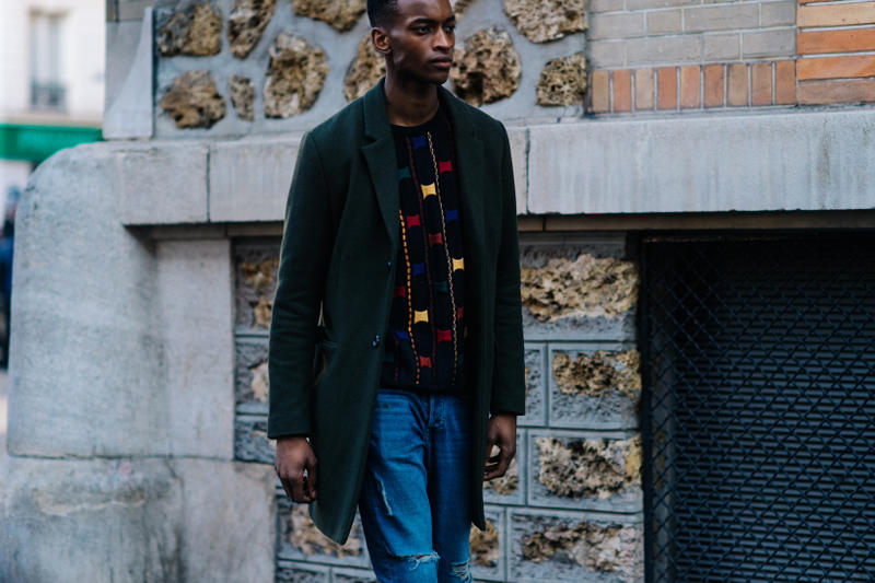 Streetsnaps Paris Fashion Week 2017