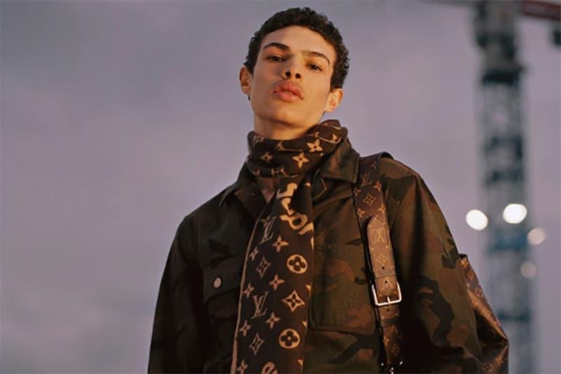 Supreme x Louis Vuitton コラボレーションのファーストオフィシャルルック