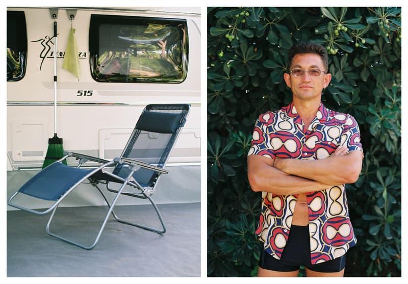 キャンプパラダイスへ誘なう A Kind of Guise の2017年春夏コレクション